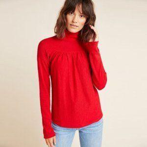 Anthropologie Maeve Mariah Turtleneck Sweater